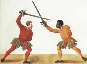 FAR: Fighters Against Racism – London Longsword Academy