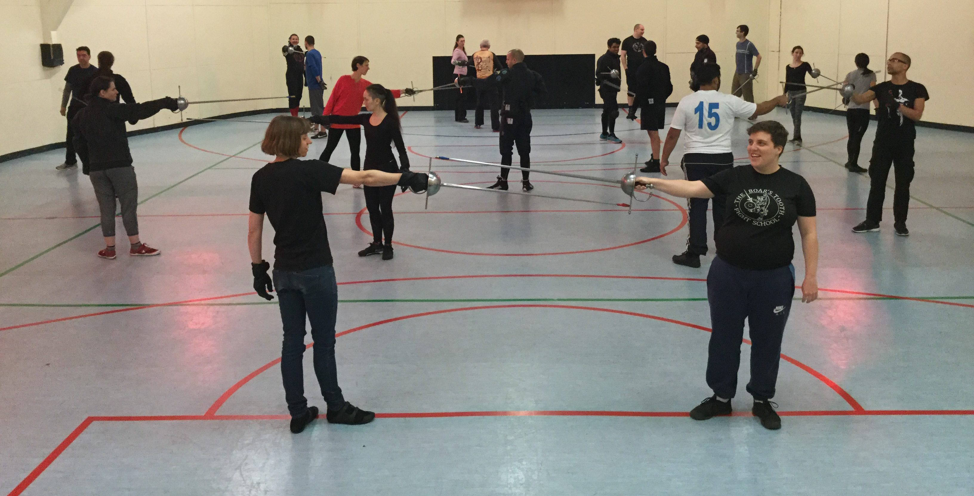 About Us – London Longsword Academy
